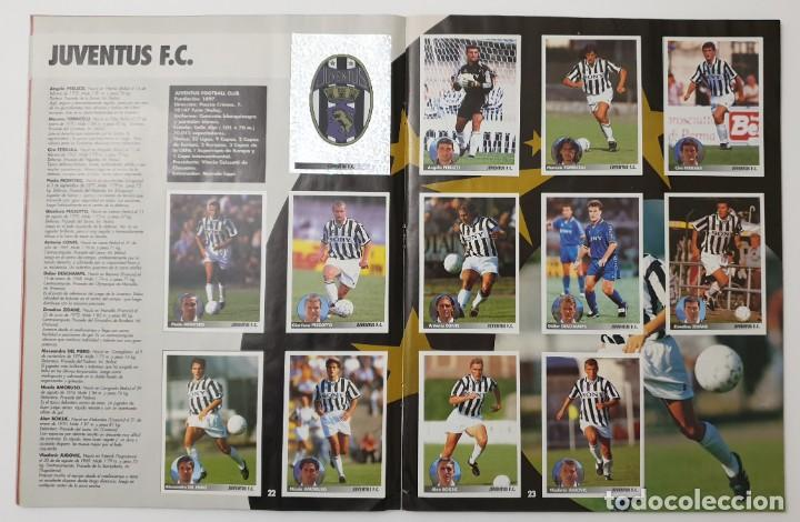 Álbum de fútbol completo: ALBUM CROMOS PANINI 1996-1997 LOS MEJORES EQUIPOS DE EUROPA 96-97 COMPLETO BUEN ESTADO - Foto 8 - 270146268