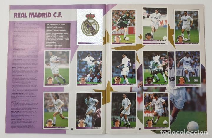Álbum de fútbol completo: ALBUM CROMOS PANINI 1996-1997 LOS MEJORES EQUIPOS DE EUROPA 96-97 COMPLETO BUEN ESTADO - Foto 9 - 270146268