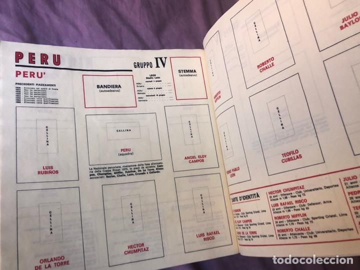 Álbum de fútbol completo: MEXICO 70 Panini Italiano Set a pegar + Álbum vacio - Foto 3 - 270171253