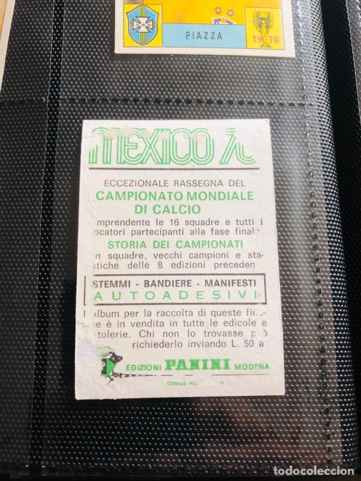 Álbum de fútbol completo: MEXICO 70 Panini Italiano Set a pegar + Álbum vacio - Foto 9 - 270171253