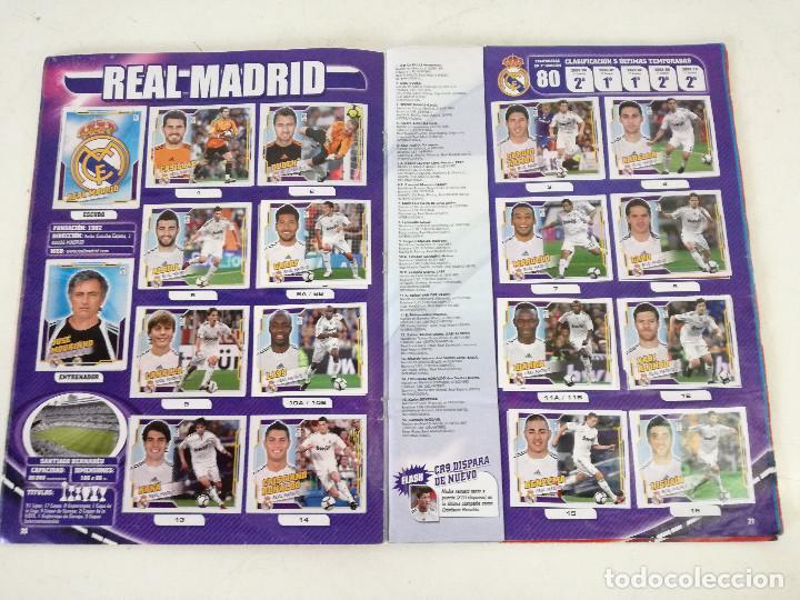 Álbum de fútbol completo: Album de fútbol con cromos, Liga 2010-11, Colecciones Este, colocas, completo, todos fotografiados - Foto 6 - 270176558