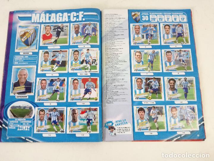 Álbum de fútbol completo: Album de fútbol con cromos, Liga 2010-11, Colecciones Este, colocas, completo, todos fotografiados - Foto 7 - 270176558