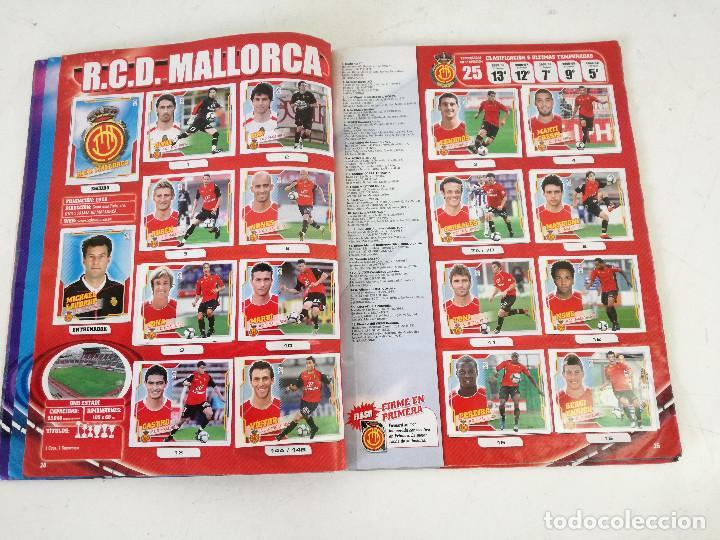 Álbum de fútbol completo: Album de fútbol con cromos, Liga 2010-11, Colecciones Este, colocas, completo, todos fotografiados - Foto 8 - 270176558