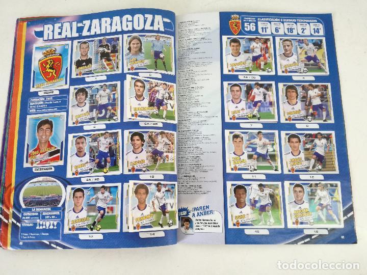Álbum de fútbol completo: Album de fútbol con cromos, Liga 2010-11, Colecciones Este, colocas, completo, todos fotografiados - Foto 16 - 270176558