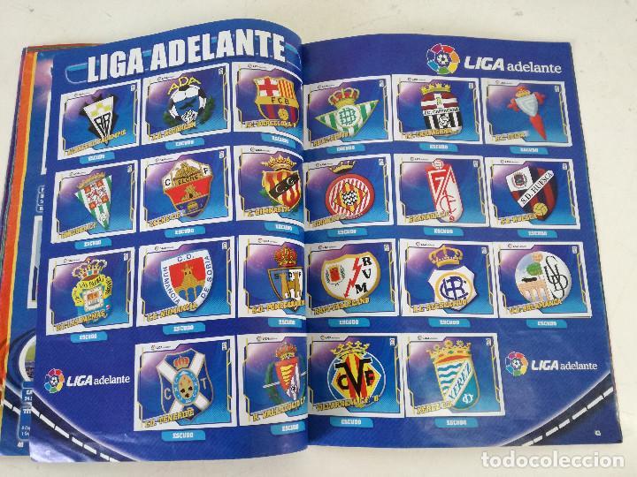 Álbum de fútbol completo: Album de fútbol con cromos, Liga 2010-11, Colecciones Este, colocas, completo, todos fotografiados - Foto 17 - 270176558