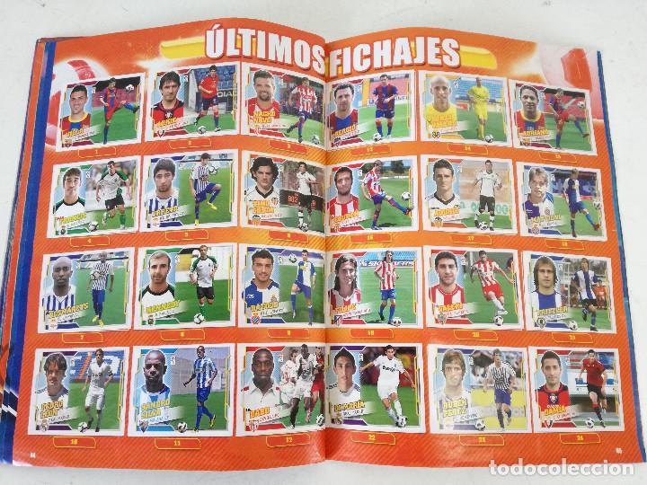 Álbum de fútbol completo: Album de fútbol con cromos, Liga 2010-11, Colecciones Este, colocas, completo, todos fotografiados - Foto 18 - 270176558