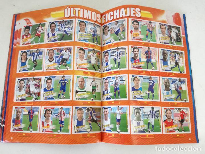 Álbum de fútbol completo: Album de fútbol con cromos, Liga 2010-11, Colecciones Este, colocas, completo, todos fotografiados - Foto 19 - 270176558