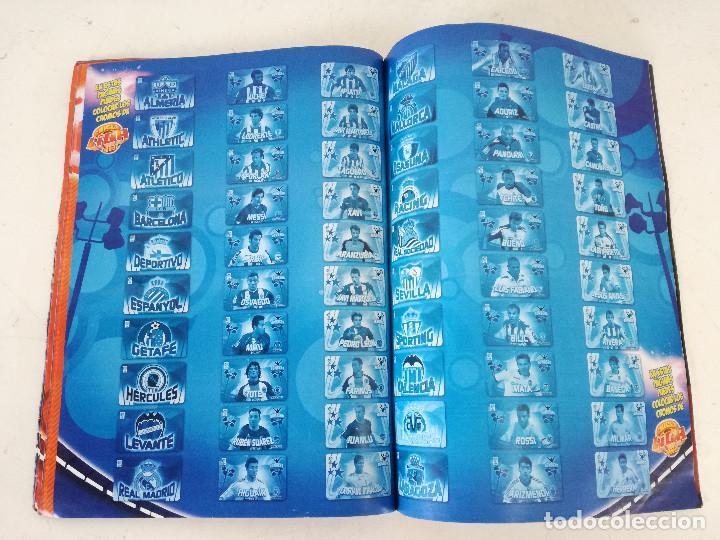 Álbum de fútbol completo: Album de fútbol con cromos, Liga 2010-11, Colecciones Este, colocas, completo, todos fotografiados - Foto 21 - 270176558