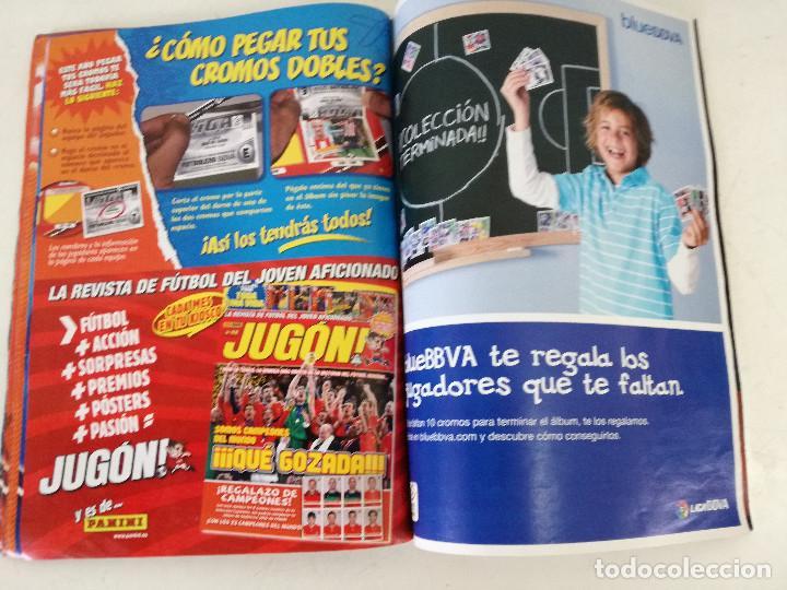 Álbum de fútbol completo: Album de fútbol con cromos, Liga 2010-11, Colecciones Este, colocas, completo, todos fotografiados - Foto 22 - 270176558