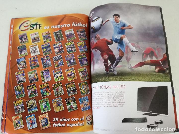 Álbum de fútbol completo: Album de fútbol con cromos, Liga 2010-11, Colecciones Este, colocas, completo, todos fotografiados - Foto 23 - 270176558