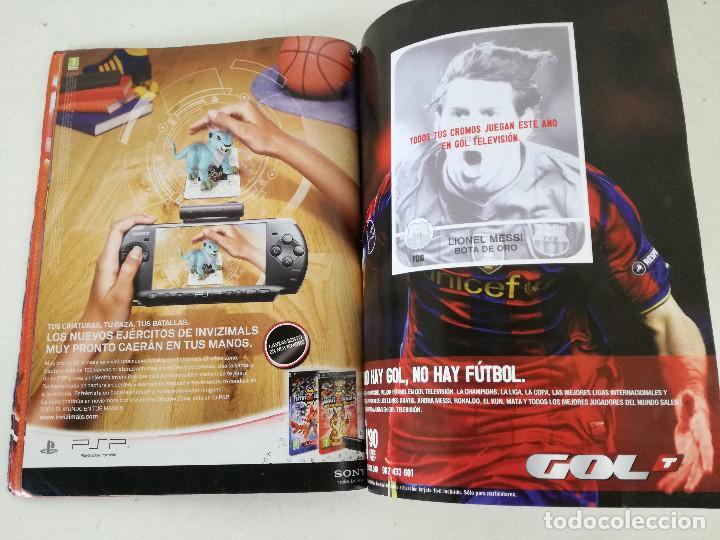 Álbum de fútbol completo: Album de fútbol con cromos, Liga 2010-11, Colecciones Este, colocas, completo, todos fotografiados - Foto 24 - 270176558