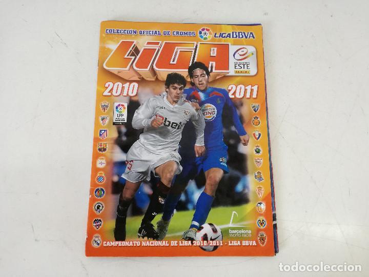 Álbum de fútbol completo: Album de fútbol con cromos, Liga 2010-11, Colecciones Este, colocas, completo, todos fotografiados - Foto 30 - 270176558