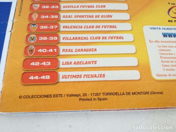 Álbum de fútbol completo: Album de fútbol con cromos, Liga 2010-11, Colecciones Este, colocas, completo, todos fotografiados - Foto 32 - 270176558