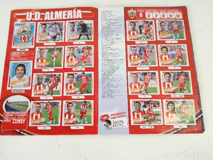 Álbum de fútbol completo: Album de fútbol con cromos, Liga 2010-11, Colecciones Este, colocas, completo, todos fotografiados - Foto 33 - 270176558