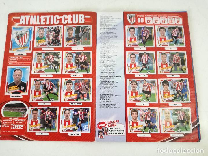 Álbum de fútbol completo: Album de fútbol con cromos, Liga 2010-11, Colecciones Este, colocas, completo, todos fotografiados - Foto 34 - 270176558