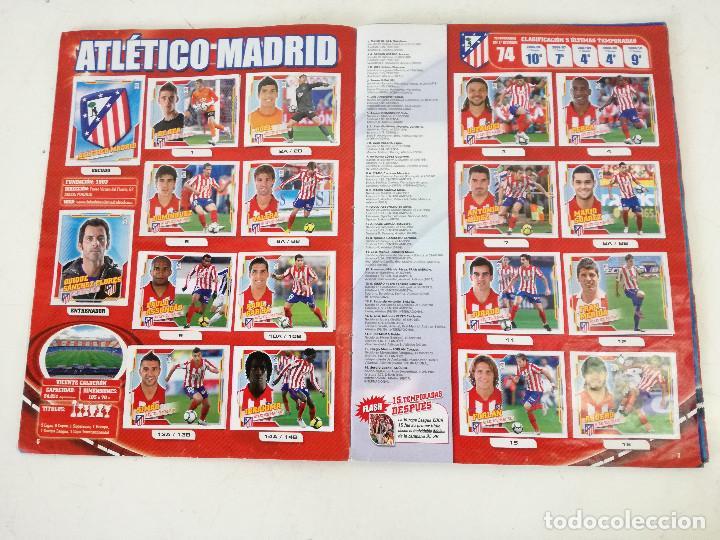 Álbum de fútbol completo: Album de fútbol con cromos, Liga 2010-11, Colecciones Este, colocas, completo, todos fotografiados - Foto 35 - 270176558