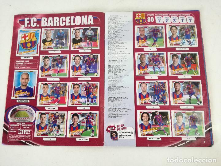 Álbum de fútbol completo: Album de fútbol con cromos, Liga 2010-11, Colecciones Este, colocas, completo, todos fotografiados - Foto 36 - 270176558