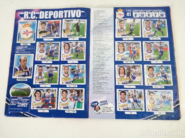 Álbum de fútbol completo: Album de fútbol con cromos, Liga 2010-11, Colecciones Este, colocas, completo, todos fotografiados - Foto 37 - 270176558