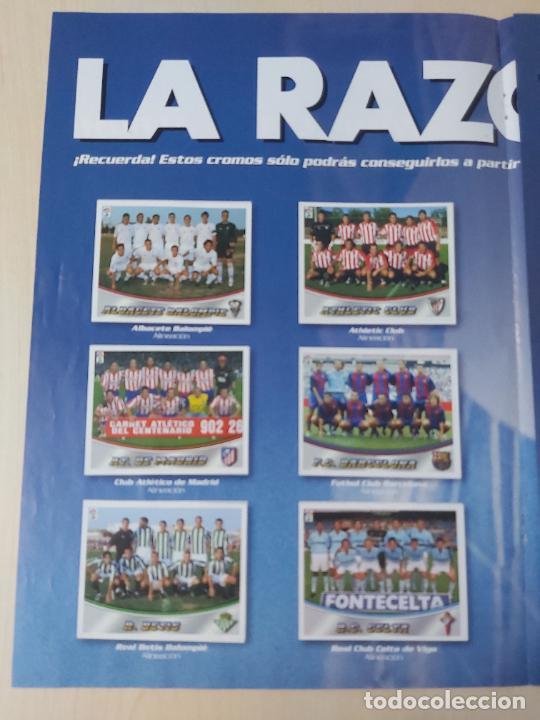 Álbum de fútbol completo: 20 ALINEACIONES LA RAZON LIGA ESTE 2003/2004 03/04 COMPLETO - Foto 2 - 270209088