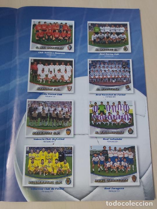 Álbum de fútbol completo: 20 ALINEACIONES LA RAZON LIGA ESTE 2003/2004 03/04 COMPLETO - Foto 4 - 270209088