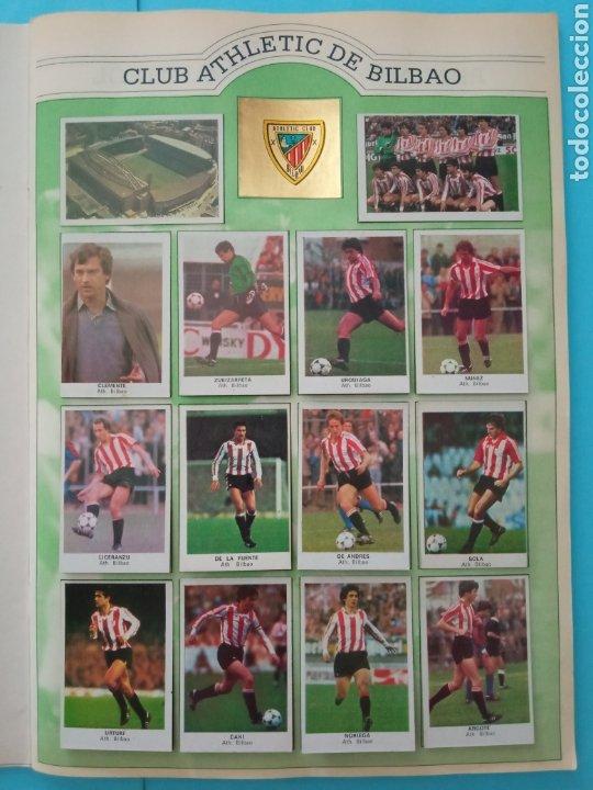 Álbum de fútbol completo: CANO FÚTBOL 84 REPLETO 447 CROMOS, DOBLES,TRIPLES,ESCUDOS,RAREZAS,ETC. - Foto 3 - 272580568