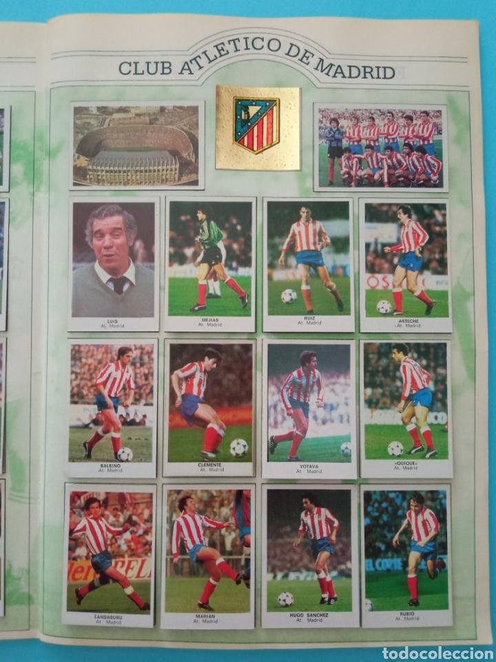 Álbum de fútbol completo: CANO FÚTBOL 84 REPLETO 447 CROMOS, DOBLES,TRIPLES,ESCUDOS,RAREZAS,ETC. - Foto 10 - 272580568