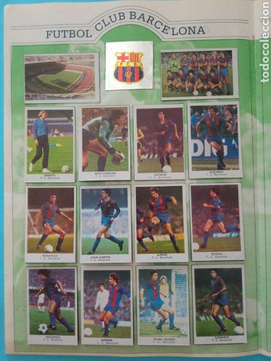 Álbum de fútbol completo: CANO FÚTBOL 84 REPLETO 447 CROMOS, DOBLES,TRIPLES,ESCUDOS,RAREZAS,ETC. - Foto 13 - 272580568