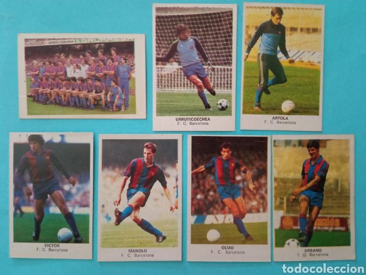 Álbum de fútbol completo: CANO FÚTBOL 84 REPLETO 447 CROMOS, DOBLES,TRIPLES,ESCUDOS,RAREZAS,ETC. - Foto 14 - 272580568