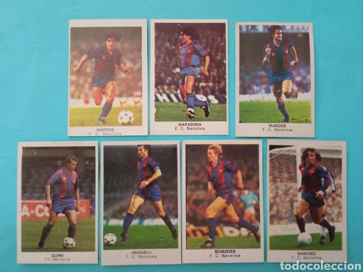 Álbum de fútbol completo: CANO FÚTBOL 84 REPLETO 447 CROMOS, DOBLES,TRIPLES,ESCUDOS,RAREZAS,ETC. - Foto 16 - 272580568