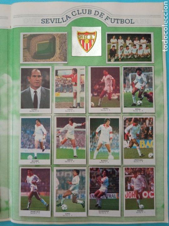Álbum de fútbol completo: CANO FÚTBOL 84 REPLETO 447 CROMOS, DOBLES,TRIPLES,ESCUDOS,RAREZAS,ETC. - Foto 18 - 272580568