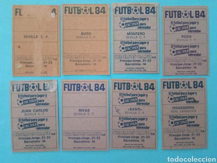Álbum de fútbol completo: CANO FÚTBOL 84 REPLETO 447 CROMOS, DOBLES,TRIPLES,ESCUDOS,RAREZAS,ETC. - Foto 20 - 272580568