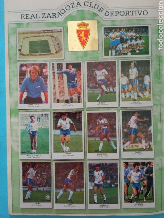 Álbum de fútbol completo: CANO FÚTBOL 84 REPLETO 447 CROMOS, DOBLES,TRIPLES,ESCUDOS,RAREZAS,ETC. - Foto 21 - 272580568
