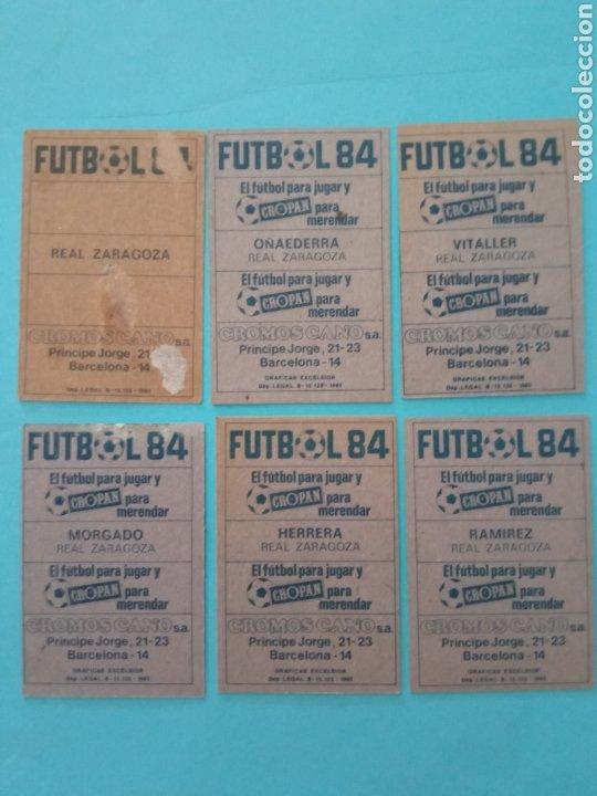 Álbum de fútbol completo: CANO FÚTBOL 84 REPLETO 447 CROMOS, DOBLES,TRIPLES,ESCUDOS,RAREZAS,ETC. - Foto 23 - 272580568