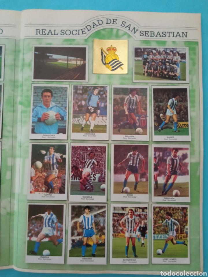 Álbum de fútbol completo: CANO FÚTBOL 84 REPLETO 447 CROMOS, DOBLES,TRIPLES,ESCUDOS,RAREZAS,ETC. - Foto 24 - 272580568
