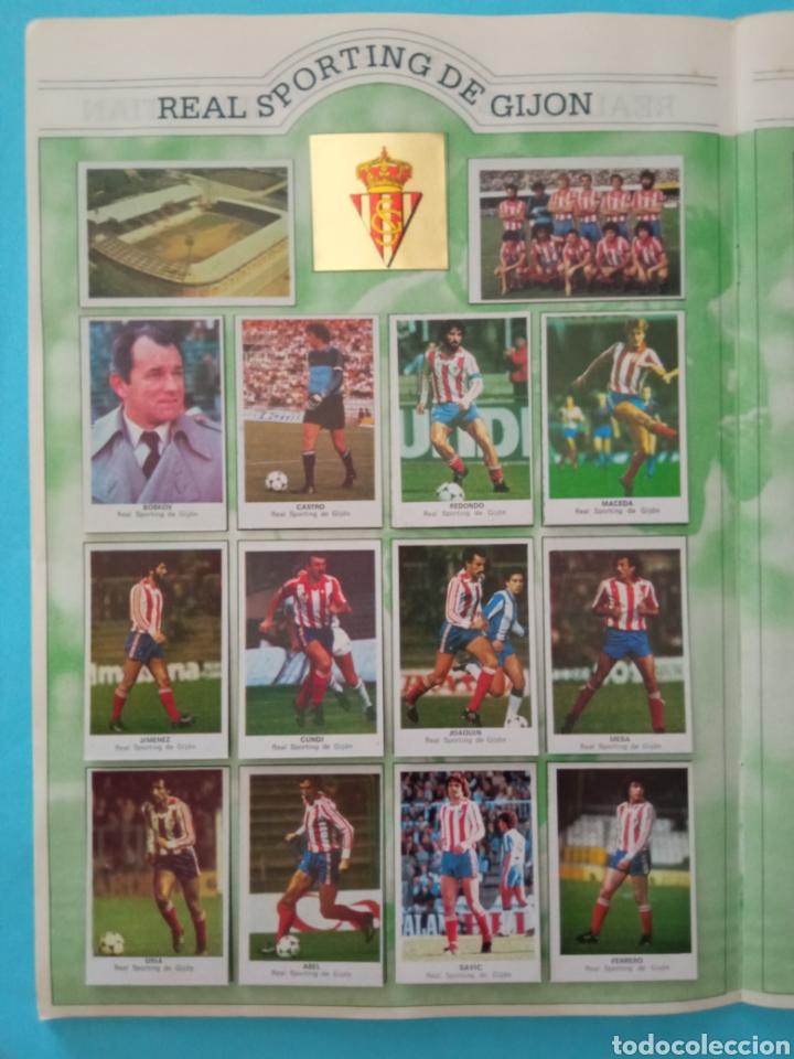 Álbum de fútbol completo: CANO FÚTBOL 84 REPLETO 447 CROMOS, DOBLES,TRIPLES,ESCUDOS,RAREZAS,ETC. - Foto 27 - 272580568