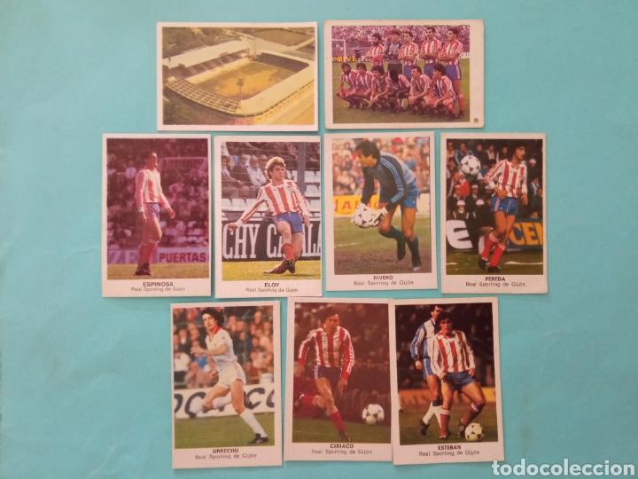 Álbum de fútbol completo: CANO FÚTBOL 84 REPLETO 447 CROMOS, DOBLES,TRIPLES,ESCUDOS,RAREZAS,ETC. - Foto 28 - 272580568