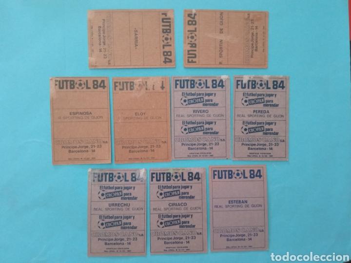 Álbum de fútbol completo: CANO FÚTBOL 84 REPLETO 447 CROMOS, DOBLES,TRIPLES,ESCUDOS,RAREZAS,ETC. - Foto 29 - 272580568
