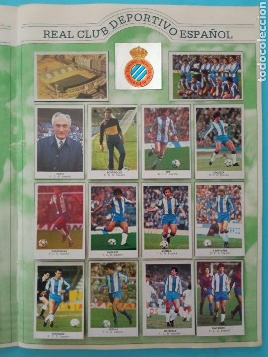 Álbum de fútbol completo: CANO FÚTBOL 84 REPLETO 447 CROMOS, DOBLES,TRIPLES,ESCUDOS,RAREZAS,ETC. - Foto 30 - 272580568