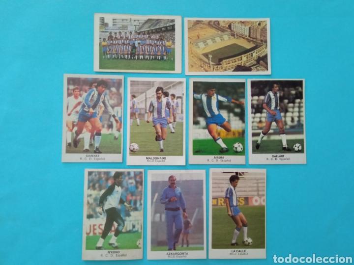 Álbum de fútbol completo: CANO FÚTBOL 84 REPLETO 447 CROMOS, DOBLES,TRIPLES,ESCUDOS,RAREZAS,ETC. - Foto 33 - 272580568