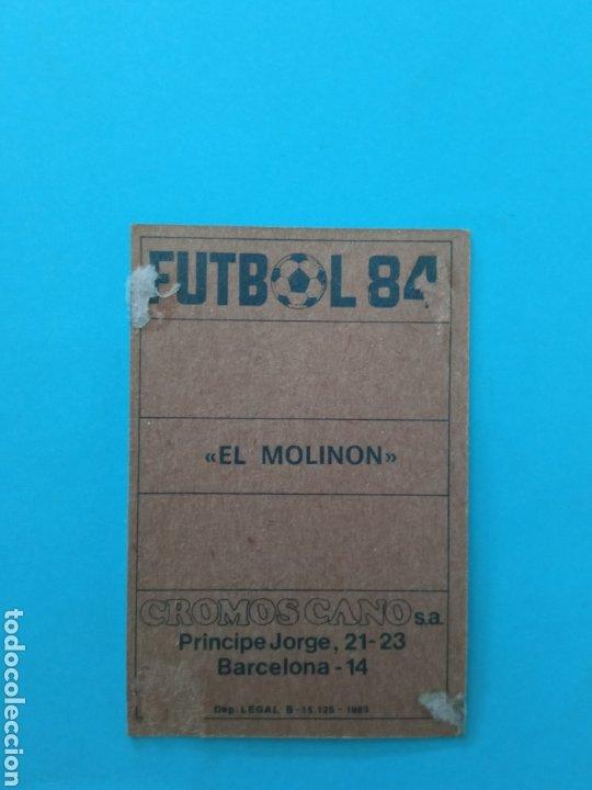 Álbum de fútbol completo: CANO FÚTBOL 84 REPLETO 447 CROMOS, DOBLES,TRIPLES,ESCUDOS,RAREZAS,ETC. - Foto 36 - 272580568