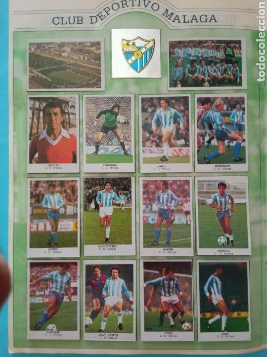 Álbum de fútbol completo: CANO FÚTBOL 84 REPLETO 447 CROMOS, DOBLES,TRIPLES,ESCUDOS,RAREZAS,ETC. - Foto 37 - 272580568