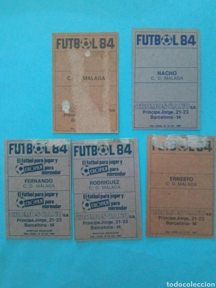 Álbum de fútbol completo: CANO FÚTBOL 84 REPLETO 447 CROMOS, DOBLES,TRIPLES,ESCUDOS,RAREZAS,ETC. - Foto 39 - 272580568