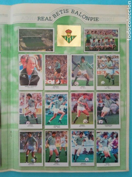 Álbum de fútbol completo: CANO FÚTBOL 84 REPLETO 447 CROMOS, DOBLES,TRIPLES,ESCUDOS,RAREZAS,ETC. - Foto 40 - 272580568