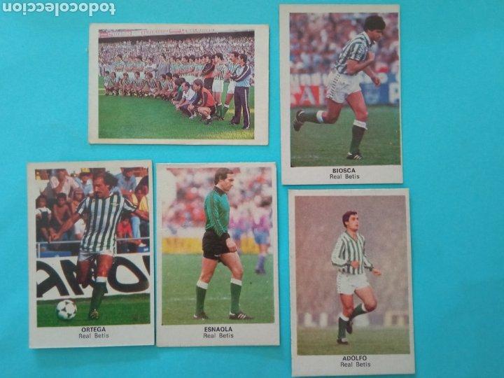 Álbum de fútbol completo: CANO FÚTBOL 84 REPLETO 447 CROMOS, DOBLES,TRIPLES,ESCUDOS,RAREZAS,ETC. - Foto 41 - 272580568