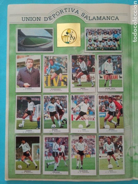 Álbum de fútbol completo: CANO FÚTBOL 84 REPLETO 447 CROMOS, DOBLES,TRIPLES,ESCUDOS,RAREZAS,ETC. - Foto 43 - 272580568