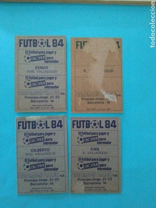 Álbum de fútbol completo: CANO FÚTBOL 84 REPLETO 447 CROMOS, DOBLES,TRIPLES,ESCUDOS,RAREZAS,ETC. - Foto 48 - 272580568