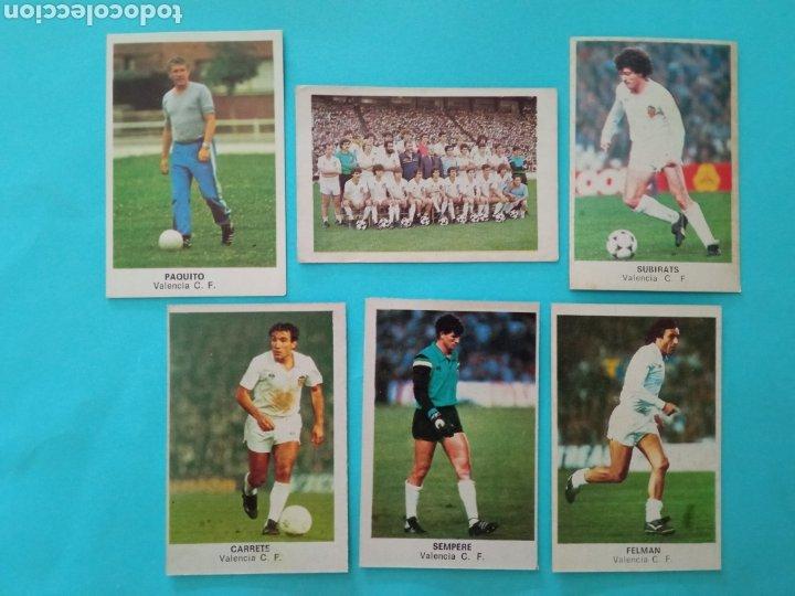Álbum de fútbol completo: CANO FÚTBOL 84 REPLETO 447 CROMOS, DOBLES,TRIPLES,ESCUDOS,RAREZAS,ETC. - Foto 53 - 272580568
