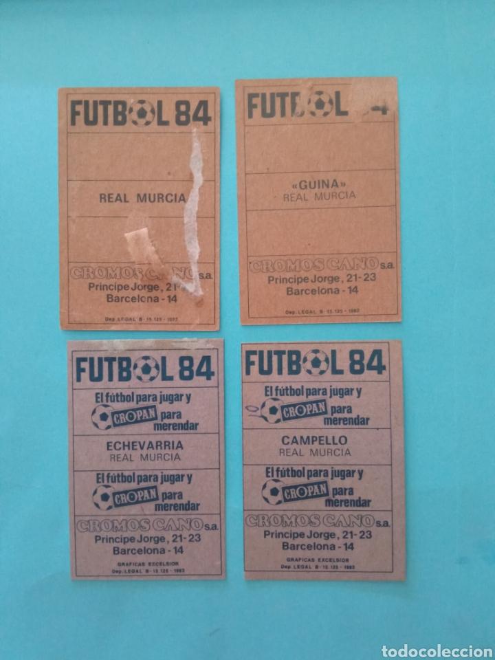 Álbum de fútbol completo: CANO FÚTBOL 84 REPLETO 447 CROMOS, DOBLES,TRIPLES,ESCUDOS,RAREZAS,ETC. - Foto 56 - 272580568