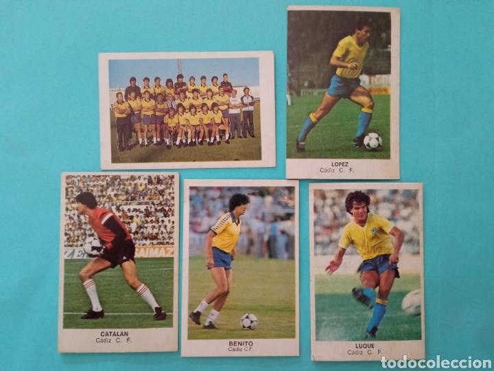Álbum de fútbol completo: CANO FÚTBOL 84 REPLETO 447 CROMOS, DOBLES,TRIPLES,ESCUDOS,RAREZAS,ETC. - Foto 58 - 272580568
