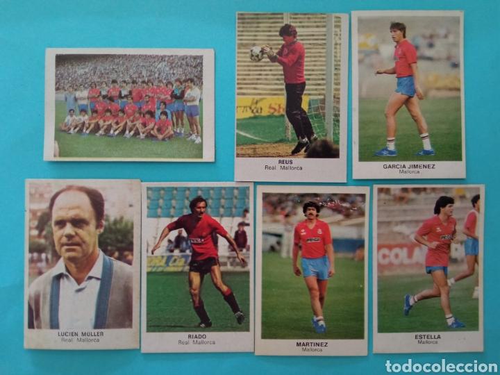 Álbum de fútbol completo: CANO FÚTBOL 84 REPLETO 447 CROMOS, DOBLES,TRIPLES,ESCUDOS,RAREZAS,ETC. - Foto 61 - 272580568